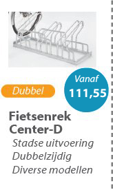 Fietsenrek Center D