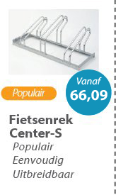 Fietsenrek Center S