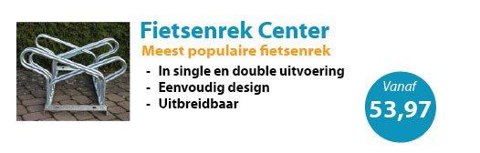 Fietsenrek Center
