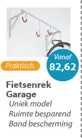 Fietsenrek Garage